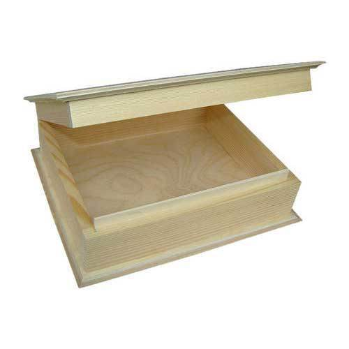 Small Wooden Storage Box  sc 1 st  IndiaMART & Small Wooden Storage Box at Rs 300 /piece | Okhla | Delhi | ID ...