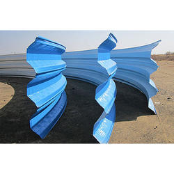 Precoated Curve Sheet