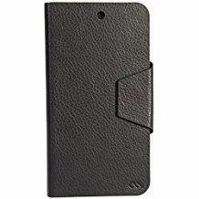 Case Mate Slim Folio Flip Cover For Micromax Canvas A1