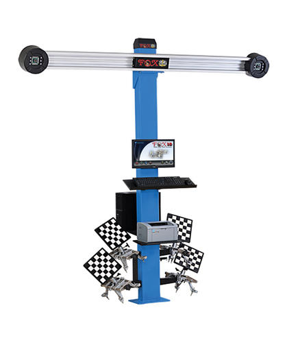 Manufacturer of Genie 3D & Fox 3D Auto Boom by Wuerth India
