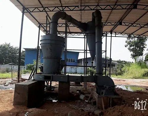 Mild Steel 4 Roller Raymond Grinding Mills