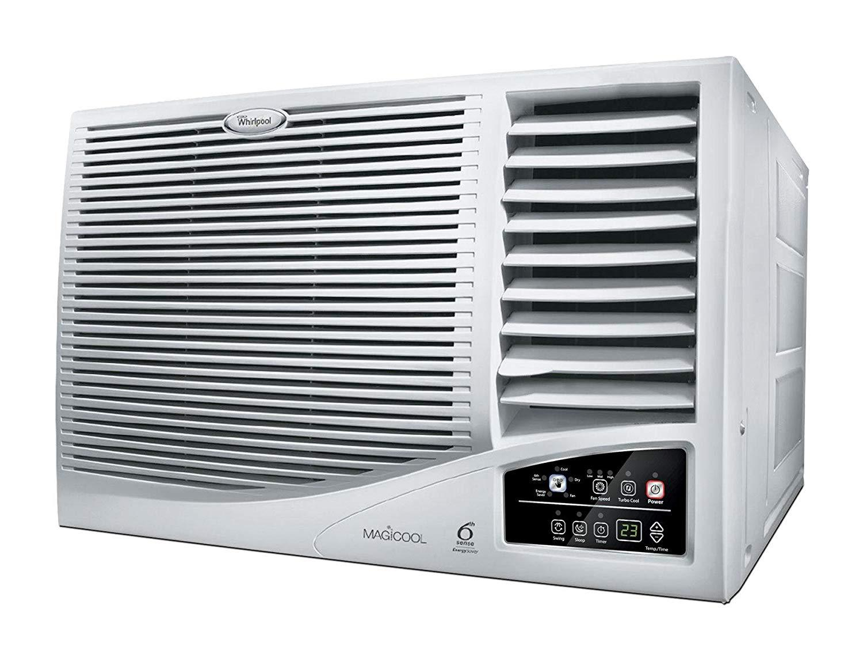 Whirlpool Magicool 1.5 Ton, 5 Star Window Air Conditioner, WAR18B58M0