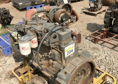 Tata Hitachi Ex 120/ex 200/ex 210 Excavator Cummins Engines