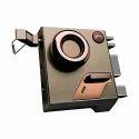 Godrej Stainless Steel Altrix 2c Milano Bronze Rim Lock