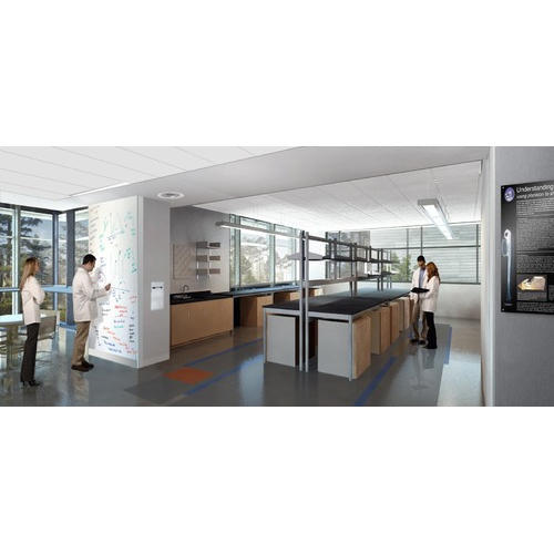 Interior Designing Services: Lab Interior Designing Services In Malad West, Mumbai