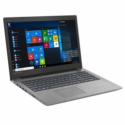 Gen Core I3 Platinum Grey Lenovo Ideapad 330 81de025sin Laptop 4gb Screen Size 15 6 Inch Rs 32384 Piece Id 21672345455
