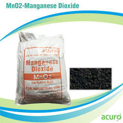 Technical Grade Granules MnO2, for Industrial, Packaging Size: 50 Kg