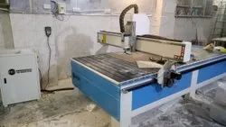 Fully Automatic CNC Router Machine