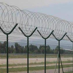 Galvanized Iron Concertina Barbed Wire