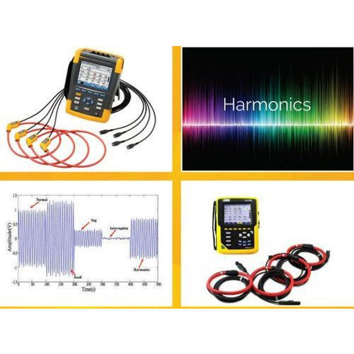 Harmonic Study Services, Application/Usage: Industrial