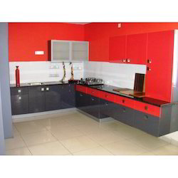 Innovative Modern Laminated Modular Kitchen