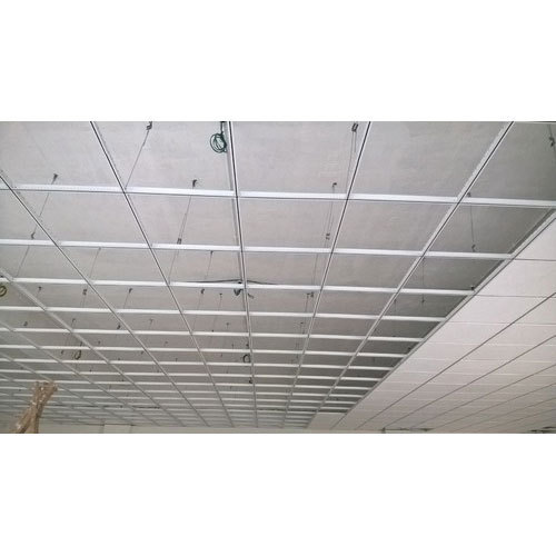 Calcium Silicate False Ceiling Tile