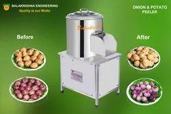 Commercial Potato Peeler Machine