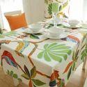 Ske Table Cloths, Size: 150 X 150 Cm