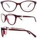 Popular Designer Womens Acetate Optical Eyeglasses-46122, Size: 53 Mm
