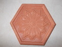 Ceiling Flower Clay Tiles