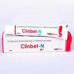 Clindamycin, Nicotinamide Gel