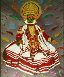 Indian Classical Dance Kathakali Service
