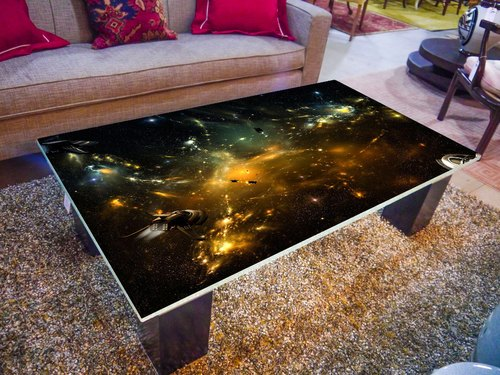 Designer Glass Table Top