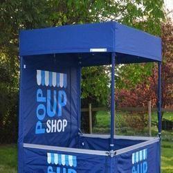 Canopy Kiosk Promotional Tent