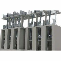 Mechanical Coarse Screen