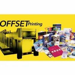 2-3 Days Offset Printing Services, Location: Pan India