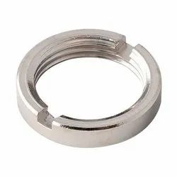 Sarvpar Stainless Steel Industrial Slotted Nut