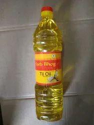 500 mL Sarb Bhog Til Oil, Packaging Type: Plastic Bottle