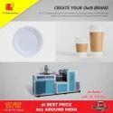 Printed Tea Cup Making Machine