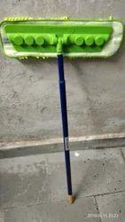 Greenizon Aluminum Heavy Duty Microfiber Dry Mop, For Floor Cleaning