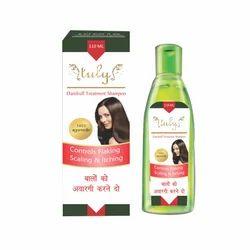 Luly Anti-Dandruff Shampoo, Pack Size: 110 ML
