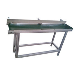 Adjustable assembly table metafold engineering private limited conveyor assembly table greentooth Image collections