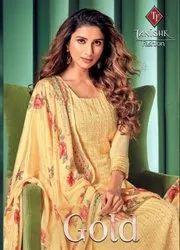 Lakhnavi  Work  Salwar Suit