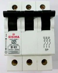 Sigma TP B 63 MCB