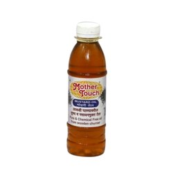 Mother Touch Yellow Kachi Ghani Mustard Oil, Packaging Type: Plastic Bottle, Packaging Size: 200 ml