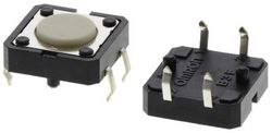B3F400 Tectile Switch (12x12x1mm )