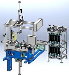 Special Pupose Machine, Automation, Assembly Line Machines, LVDT Machines, Camera Installation