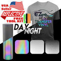 Reflective Heat Transfer Vinyl Roll