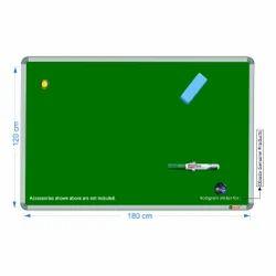 Smcbg120180 Green Chalk Board