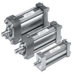 ISO Round Tube Small Bore Pneumatic Cylinder