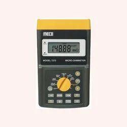Meco 7272 Milli- Ohmmeter