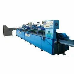 Cylindrical Bottle Screen Printing Machine