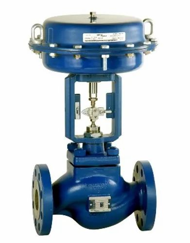 Valves, Actuators and Positioners