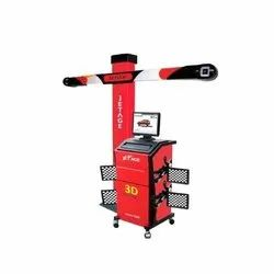 2 Camera 3D Wheel Alignment Machine