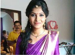 Female Saree Draping Service