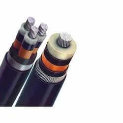 polycab,havells Aluminum HT Cable, 3 Core