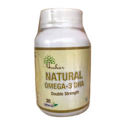 Natural Omega 3 DHA Capsule