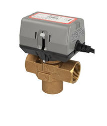3 Way FCU Valve with On-Off Actuator