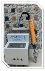 Semi-Automatic Machine for Tightening & Feeding Screws