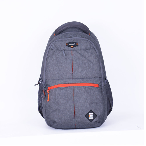 a07dd3d96c Plain Icon Grey Stylish School Backpack, Rs 1699 /piece, Blue Star ...